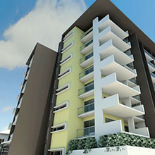 Nexus Apartments, Nundah